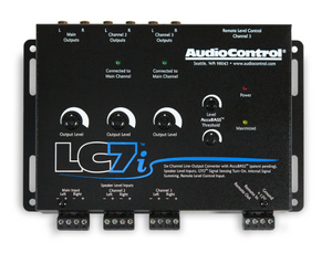 Audio Control LC7i 6 CHANNEL LINE OUT CONVERTER