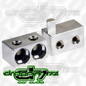 SounDigital Dual 4/0 Horizontal Amplifier Input Pair