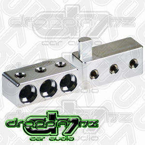 SounDigital Triple 1/0 Horizontal Amplifier Input Pair