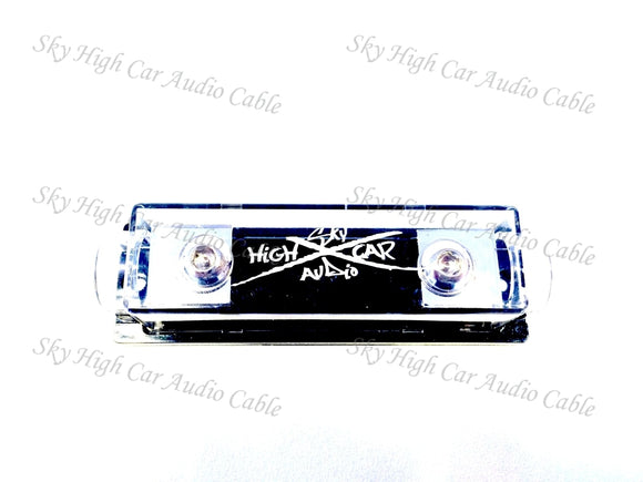 Sky High Car Audio Set Screw ANL Fuse Holder