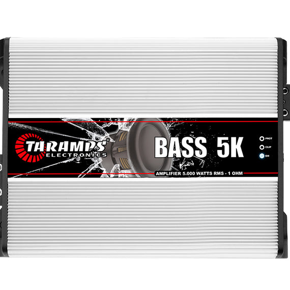 Taramps Bass 5K 5000W Class D Amplifier