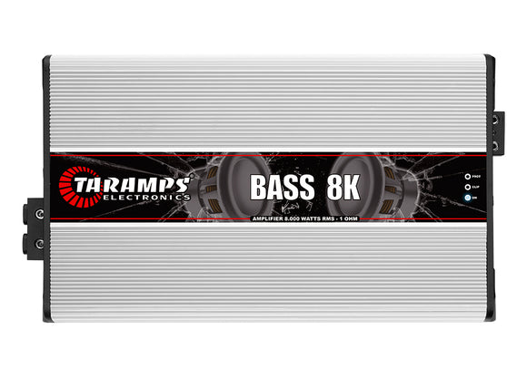 Taramps Bass 8K 8000W Class D Amplifier