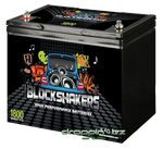 Block Shakers 12V 80AH (1800 Watts) High Performance Car Audio Battery