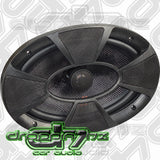 Crescendo Audio Symphony 6x9 Coaxial Speaker Set