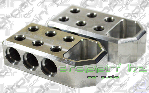 Sky High Car Audio 6 1/0 Input Battery Terminals