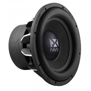 "NVX VCW124 12"" Car Subwoofer Dual 4 ohm"