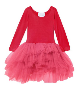 Camilla Long Sleeve Tutu