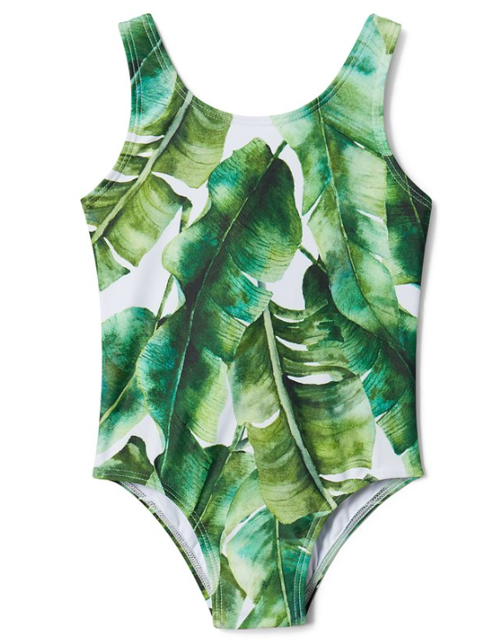 Leafy Summer Suit