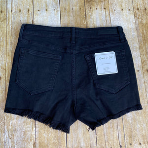 Black Fray Shorts