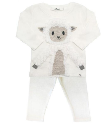 Two Piece Set - Lamby Lamb
