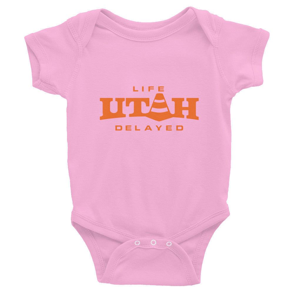 Life Delayed Infant Onesie