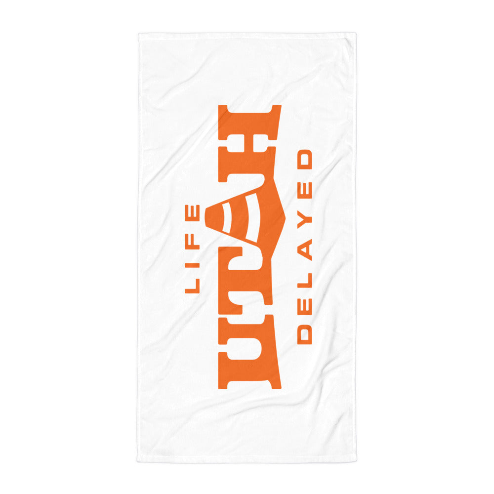 Life Delayed Pool and Beach Towel