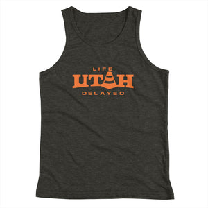 Life Delayed Youth Tank Top