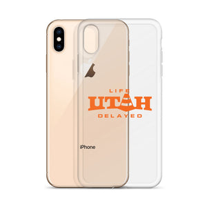 Life Delayed iPhone Case
