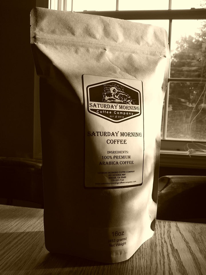 Saturday Morning Coffee Blend