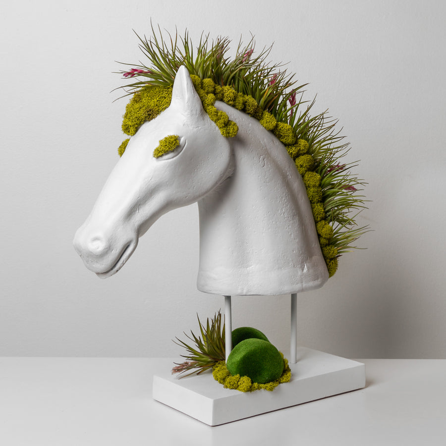 Horse Art Figurine