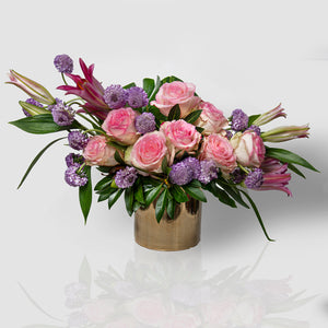 Love Flower Arrangement