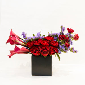 Red Valentine Arrangement
