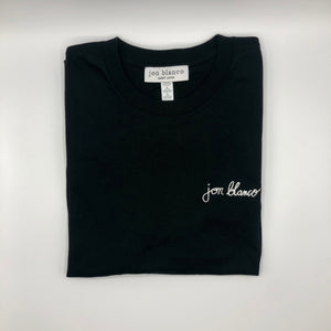 The Embroidered Signature Tee