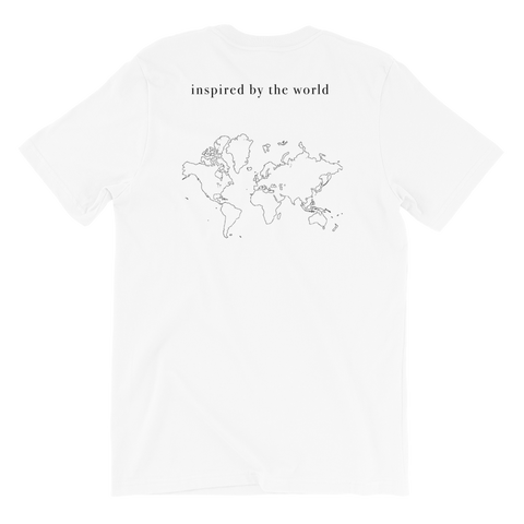 The Map Tee