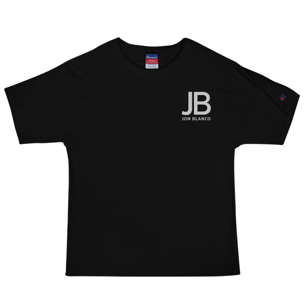The JB Embroidered Champion Tee