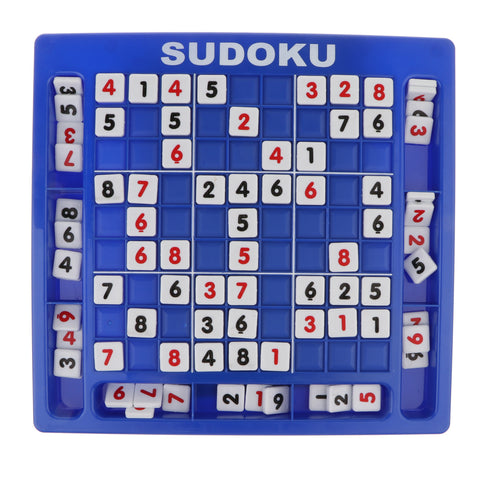 1 Set  Kids Sudoku Board - Products To Build a Better Brain