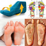 1Pair Acupressure Magnetic Massage Foot Insole Therapy Reflexology Pain Relief Pads New - Products To Build a Better Brain