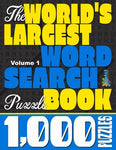 The World's Largest Word Search Puzzle - Products To Build a Better Brain