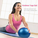 55cm/1.8ft Fitness Yoga Ball Utility Anti-slip - Products To Build a Better Brain