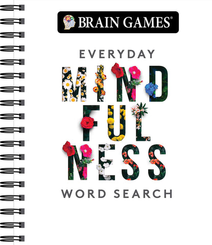 Brain Games - Everyday Mindfulness Word Search: Publications International Ltd. - Products To Build a Better Brain