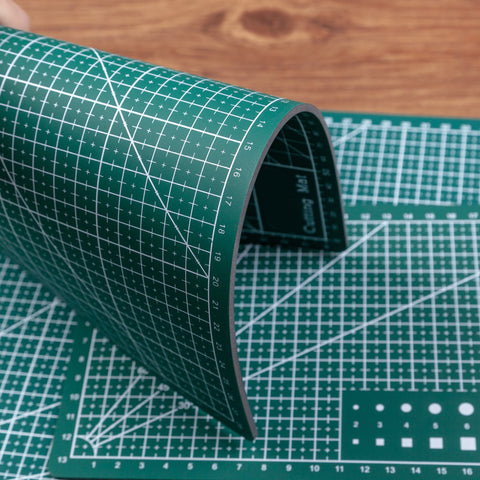 A3 Cutting Mat Board Green Cutting Pad For Scrapbooking, Quilting, Sewing And Arts & Crafts Projects - Products To Build a Better Brain