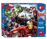 Disney Marvel Puzzles The Avengers Infinity - Products To Build a Better Brain