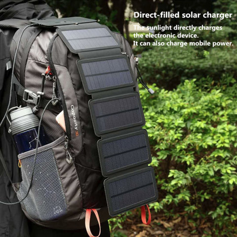 KERNUAP SunPower folding 10W Solar Cells - Products To Build a Better Brain