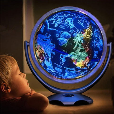 LED Dream Constellation Diagram Globe 25cm Home Decoration Gift for Childrens - Products To Build a Better Brain