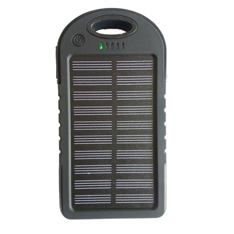 Outdoor Travel Dual USB Port Solar - Products To Build a Better Brain