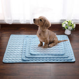 Pet Dog Summer Cooling Mats Blanket - Products To Build a Better Brain