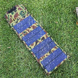 Universal 7W Folding Solar Panel Charger Battery Mobile Cell Phone Charger  for Mobile Phone iPhone USB Battery Charger - Products To Build a Better Brain