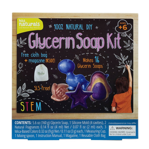 DIY Glycerin Soap Kit - Charity Edition U.S.