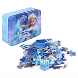 jigsaw picture puzzles 100 pieces educational - Products To Build a Better Brain
