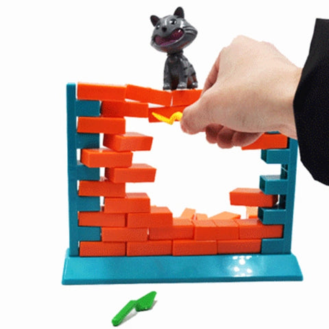 Kids Push Wall Board Game - Products To Build a Better Brain