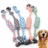 24cm Dog Toy Rope Chew Toys Molar Tooth Cleaning - Products To Build a Better Brain