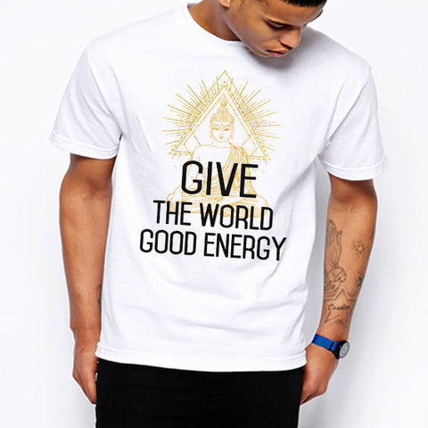 Zen Yoga Meditation T-Shirt - Products To Build a Better Brain