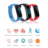 Smart Bracelet Heart Rate Sport Tracker Bluetooth 4.0 Smart Band - Products To Build a Better Brain