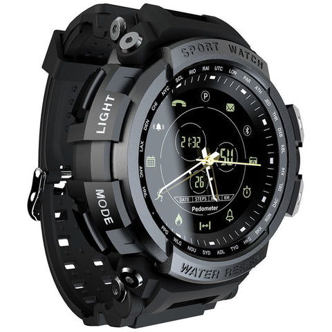 LOKMAT SmartWatch 50m Waterproof Bluetooth Call - Products To Build a Better Brain