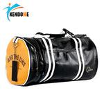 Leather Gym Bag Shoulder Bag - Products To Build a Better Brain