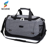 Durable Multifunction Gym Bag Handbag - Products To Build a Better Brain