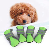 Pet Dog Boots Shoes  Waterproof Shoes For Dogs of All Sizes - Products To Build a Better Brain