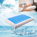 Memory Foam Pillow Cooling Orthopedic Cushion - Products To Build a Better Brain