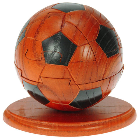 LCLL-Football 3D Puzzle: Gifts For Boys and Girls: Novelty kids & Adults