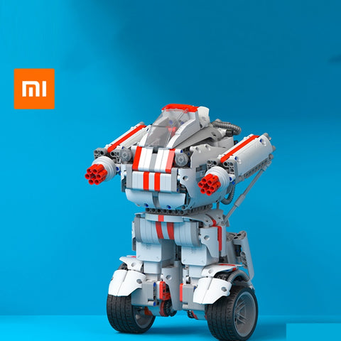 Xiaomi Intelligent Building Blocks Robot w/mobile phone remote control - Products To Build a Better Brain